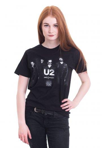 U2 - Songs Of Innocence - T-Shirt