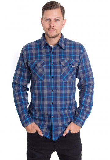 Unite Clothing - Horizon Navy - Shirt