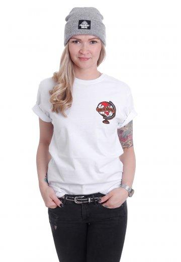 Unite Clothing - Journey White - T-Shirt