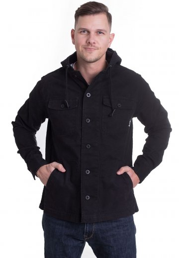Unite Clothing - Liberto Black - Jacket