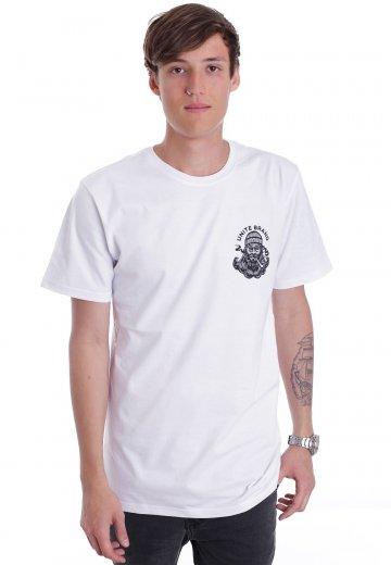 Unite Clothing - Salt White - T-Shirt