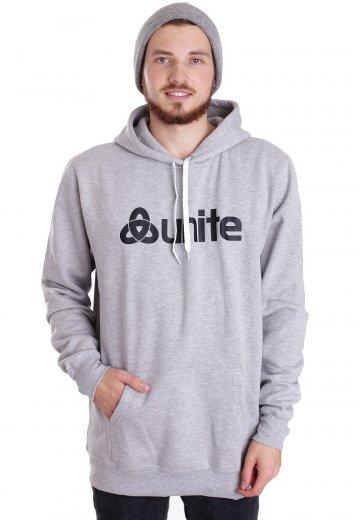 Unite Clothing - Trademark Heather Grey - Hoodie