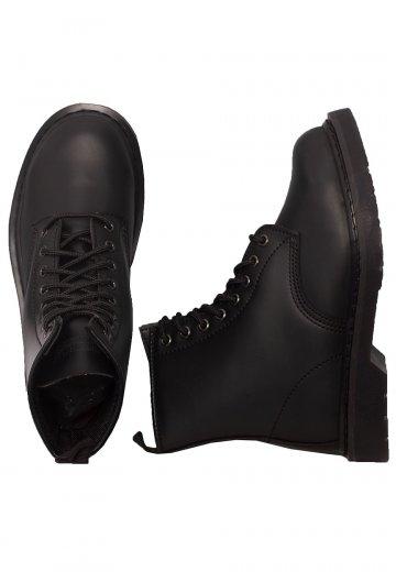 Urban Classics - Heavy Lace Black - Shoes