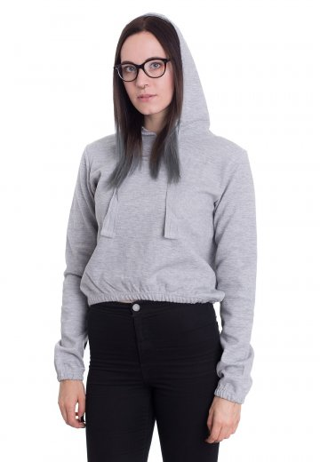 Urban Classics - Interlock Short Grey - Hoodie