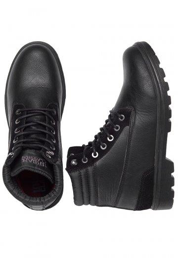 Urban Classics - Winter Boots Black/Black - Shoes