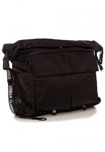 Urban Classics - XXL Traveller Black/Black - Bag