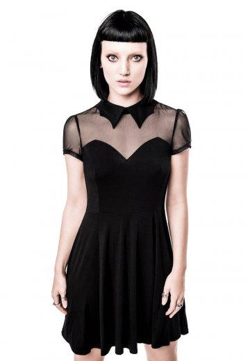 Killstar - Vampyra Skater Black - Dress