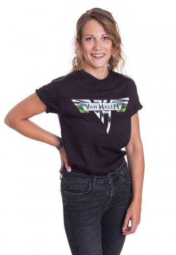 64aafa67a Van Halen - 1978 Vintage - T-Shirt - Official Hard Rock Merchandise Shop -  Impericon.com AU
