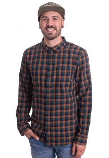 d80f76fd Vans - Alameda II Argan Oil - Shirt