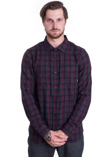 2eb2144927 Vans - Alameda II Black Port Royale - Shirt - Impericon.com UK