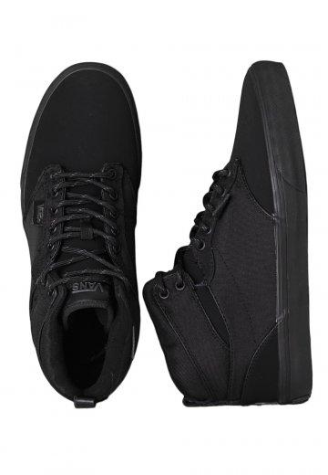 d47d636a7b Vans - Atwood Hi MTE Black Black - Shoes - Impericon.com Worldwide