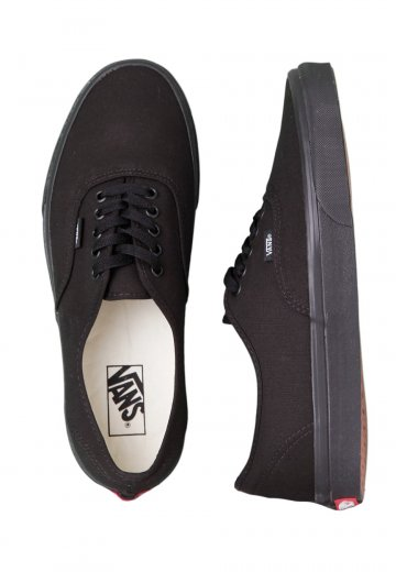 Vans - Authentic Black/Black - Shoes