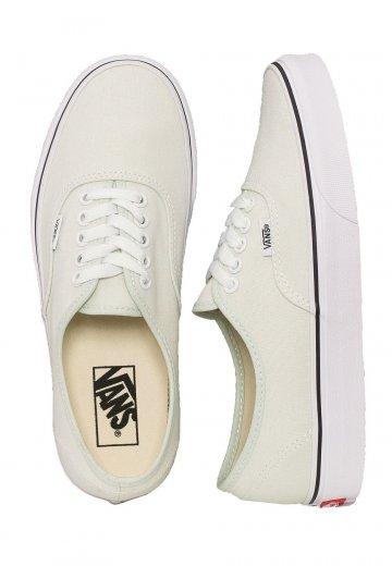 6f568045ff7279 Vans - Authentic Blue Flower True White - Girl Shoes - Impericon.com UK