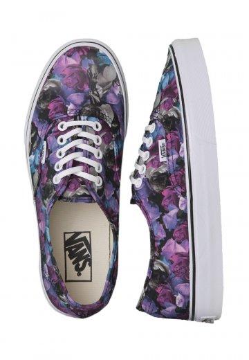 7dfe614145 Vans - Authentic Digi Floral Multi True White - Girl Shoes - Impericon.com  UK
