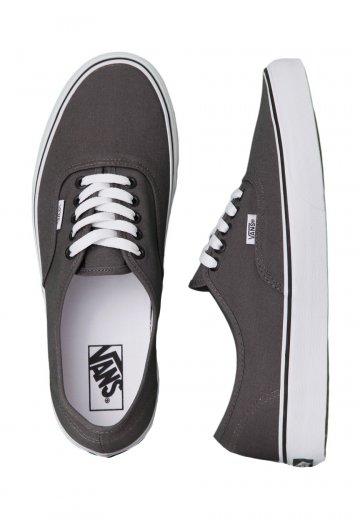 c5e1a38bc9 Vans - Authentic Pewter Black - Shoes - Impericon.com UK