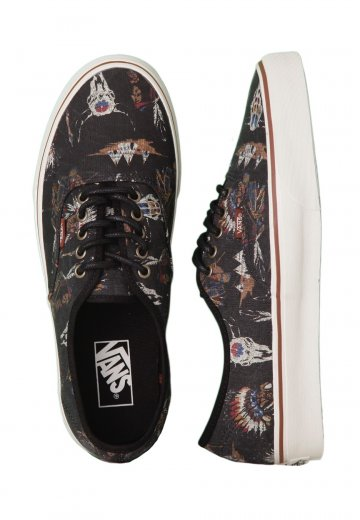 040607dbdd Vans - Authentic Tribal Leaders - Shoes - Impericon.com UK