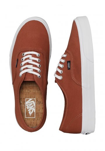a100833a6c3887 Vans - Authentic Deck Club Auburn - Shoes - Impericon.com Worldwide