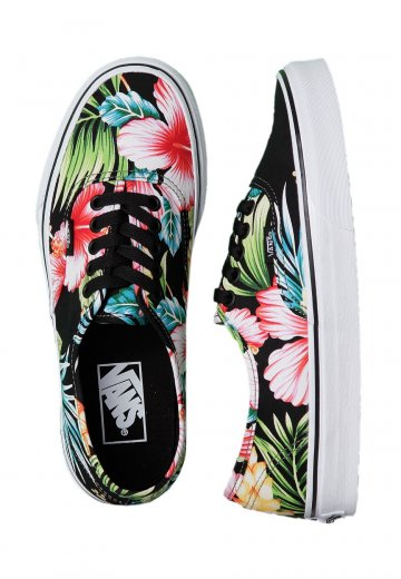 53272948f1 Vans - Authentic Hawaiian Floral - Girl Shoes - Impericon.com US