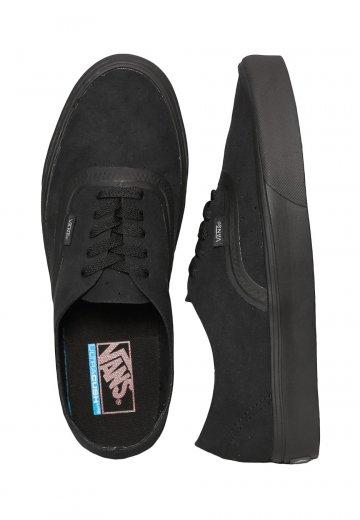 f71558e8ad Vans - Authentic Lite Rapidweld Perf Black Black - Shoes - Impericon.com AU