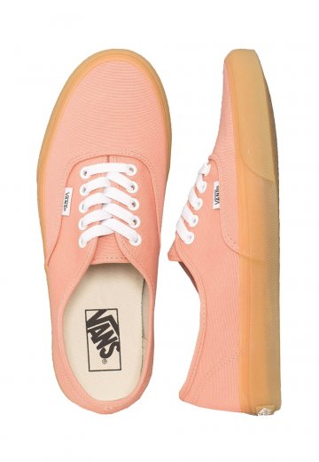 426b60070f Vans - Authentic Muted Clay Gum - Girl Shoes - Impericon.com UK