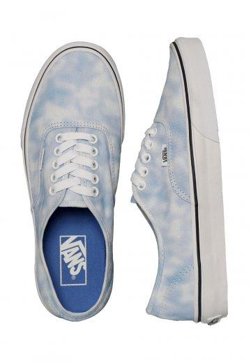 Fille Chaussures Pour Vans Authentic Blue Palace Tie Dye MSzLGqUVp