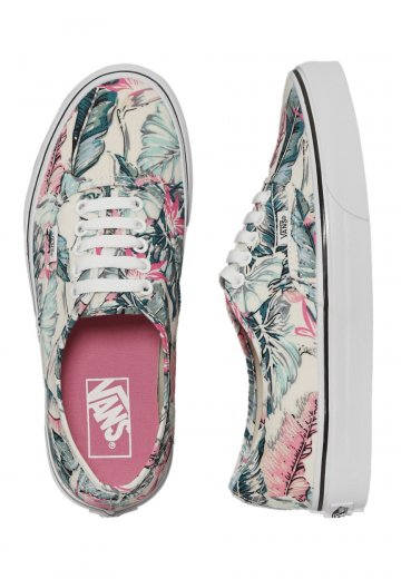 60f4d8d5c806c7 Vans - Authentic Tropical Multi True White - Girl Shoes - Impericon.com  Worldwide