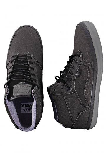 45346ed8a5 Vans - Bedford Black Pewter - Shoes - Impericon.com UK