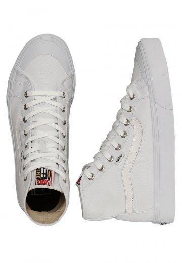 48afe6d9e65 Vans - Black Ball Hi SF White/White - Schoenen - Impericon.com NL