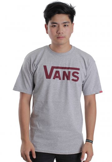 db29ec72b0 Vans - Classic Athletic Heather Purple - T-Shirt - Impericon.com US