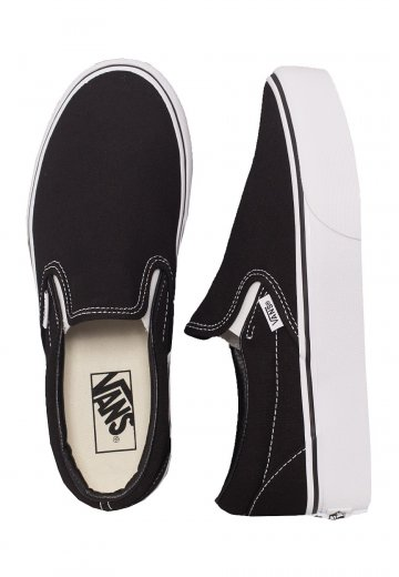 vans slip on girl
