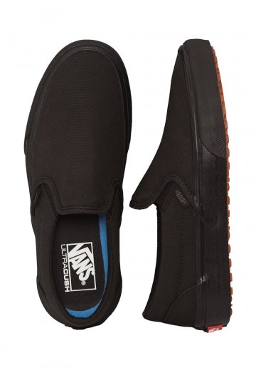 ff99bf2b997 Vans - Classic Slip-On UC Made For The Makers Black Black - Shoes -  Impericon.com Worldwide
