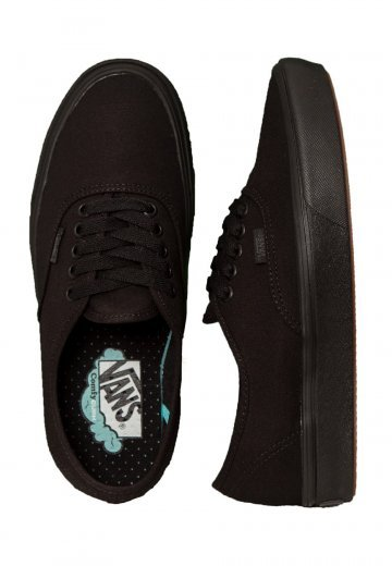 Vans - ComfyCush Authentic Classic Black/Black - Shoes