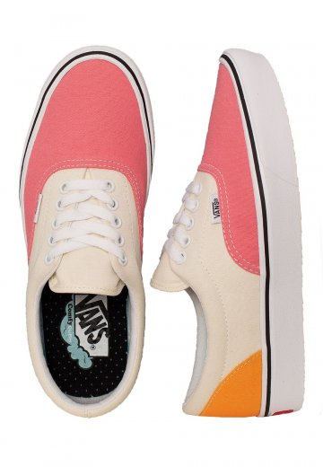 Vans - ComfyCush Era Canvas Strawberry Pink - Girl Shoes