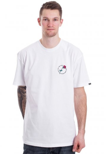 10fc45e12 Vans - Coming Up Roses White - T-Shirt - Impericon.com AU