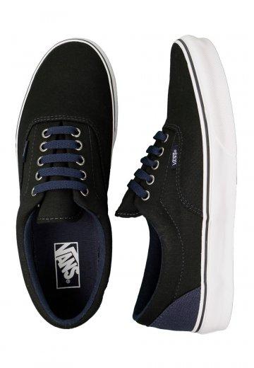 d7ca8e6eadf8 Vans - Era 2 Tone Black Peacoat - Shoes - Impericon.com AU