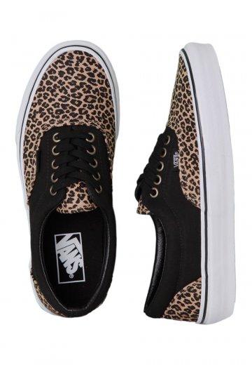 e6eab996aa Vans - Era 2 Tone Leopard Herringbone - Girl Shoes - Impericon.com Worldwide