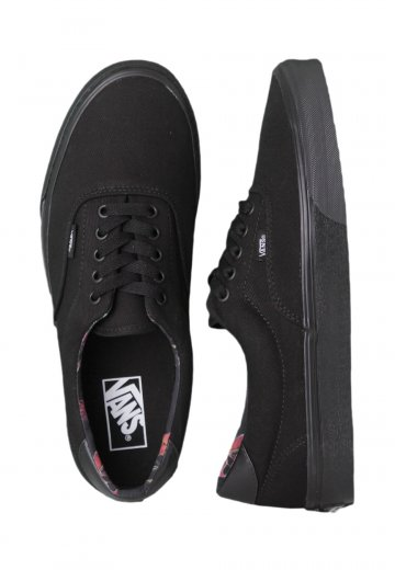 7e65c54b3e Vans - Era 59 Black Bloom Black Black - Shoes - Impericon.com UK