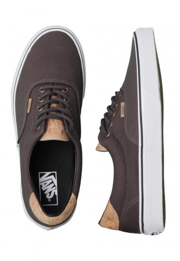 f843cd2be7a Vans - Era 59 Cork Twill Dark Shadow - Shoes - Impericon.com UK