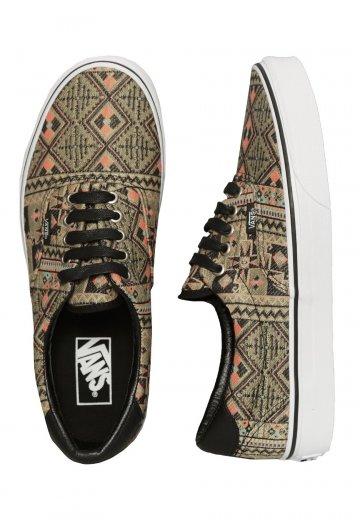 402ff324a1 Vans - Era 59 Moroccan Geo Black Ivy Green - Shoes - Impericon.com AU