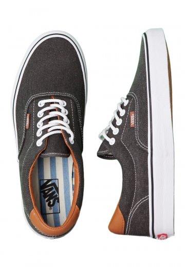 e98bf262db Vans - Era 59 Washed C L Black Black - Shoes - Impericon.com UK