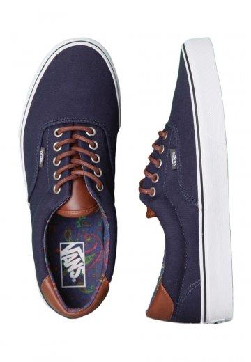 2f6966dc30 Vans - Era 59 C L Dress Blue Paisley - Shoes - Impericon.com AU