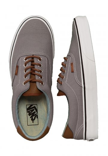 50b0e33139 Vans - Era 59 C L Frost Gray Acid Denim - Shoes - Impericon.com Worldwide