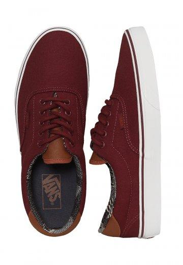 af9c81e1225 Vans - Era 59 C L Port Royale Material Mix - Shoes - Impericon.com Worldwide
