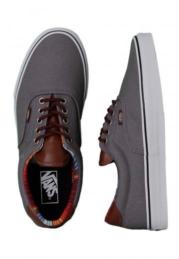 Vans - Era 59 C L Steel Gray Multi Stripe - Shoes - Impericon.com UK b8b0020aa