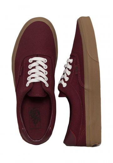 d454b58b21acf9 Vans - Era 59 Canvas Gum Port Royale Light Gum - Shoes - Impericon.com UK