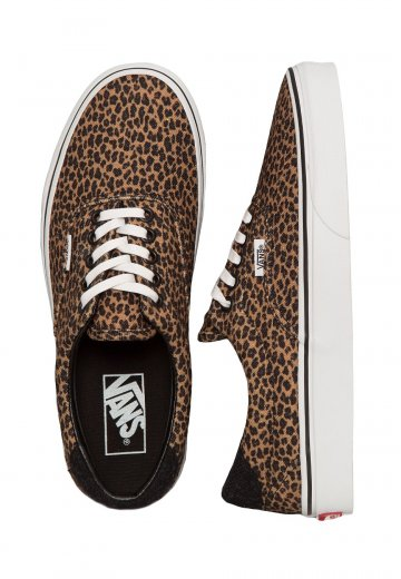 Vans - Era 59 Mini Leopard Brown/True White - Girl Shoes