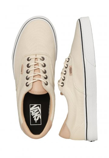f4d2cb71f6c4ba Vans - Era 59 Veggie Tan Classic White True White - Shoes - Impericon.com  Worldwide