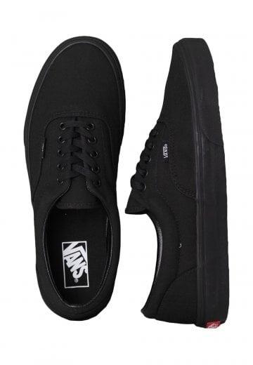 62b7a11512 Vans - Era Black Black - Girl Shoes - Impericon.com Worldwide
