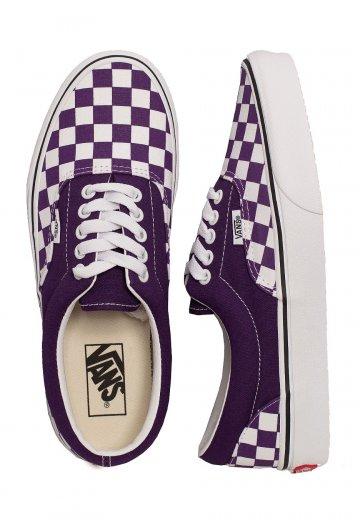 Vans - Era Checkerboard Violet Indigo