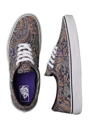 42a0a0da75 Vans - Era Liberty Grey Paisley - Shoes - Impericon.com UK